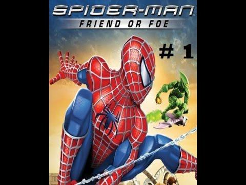 Spiderman: Friend or Foe\ Gameplay PC\Tokyo : Industrial Plant