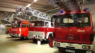Das größte Feuerwehr-Museum Deutschlands