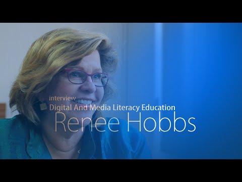 Renee Hobbs  - Future of media literacy education