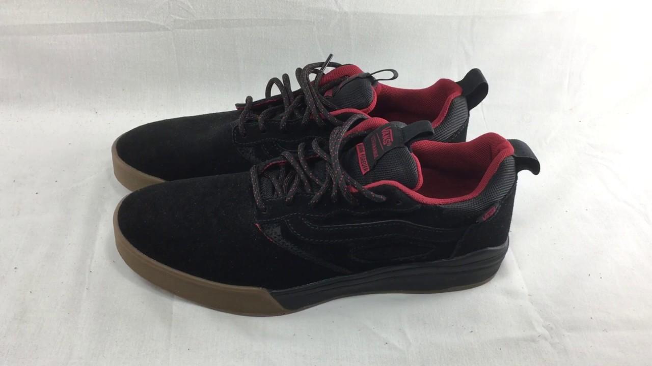 17749100e216dd Vans X Spitfire Ultra Range Pro Cardiel Shoes Review Skateboarding ...
