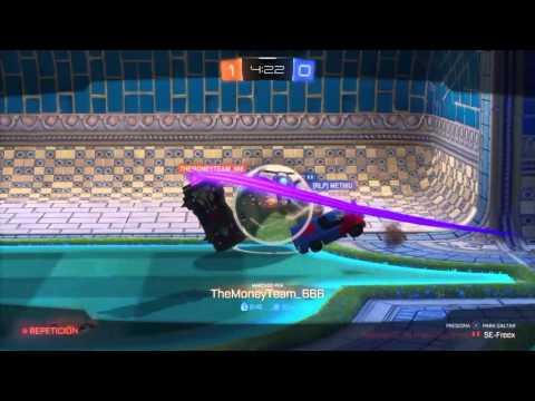 Rocket league Recopilación freestyle goals Reacción ÉPICA