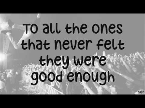 Simple Plan - The Rest Of Us LYRICS