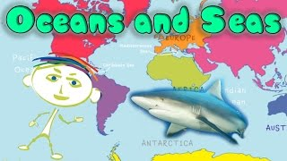Geography Explorer: Oceans and Seas - Learning Videos for Kids, Educational Activities for Children