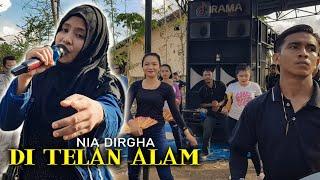 Download SUARA MERDU NIA DIRGHA - DI TELAN ALAM - COVER DANGDUT JALANAN IRAMA LIVE TERBARU DI KABUL