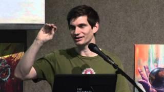 Ryan Jonhson, ZDay 2015 Los Angeles The Scientific Method... [ The Zeitgeist Movement ]