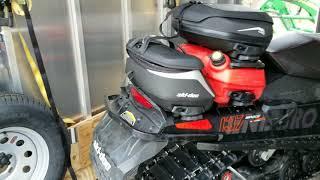 SR 21 L LinQ Tunnel Bag 860201273 Stackable LinQ Fuel Caddy - 14.5 ...