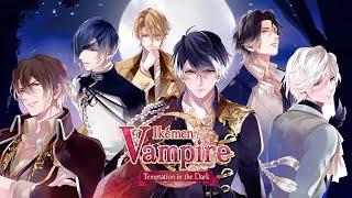 Official Trailer - Ikémen Vampire: Temptation in the Dark (Otome Game)