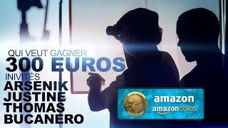 Qui veut Gagner 300€ avec ARSENIK - Justine - Thomas - BUCANERO   Clash pour du Cash