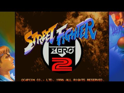 STREET FIGHTER ZERO2 / ALPHA2