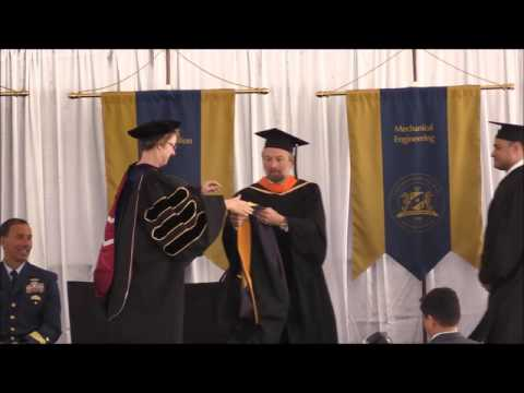 Cal Maritime Commencement Ceremony 2017 - Part 8 of 8