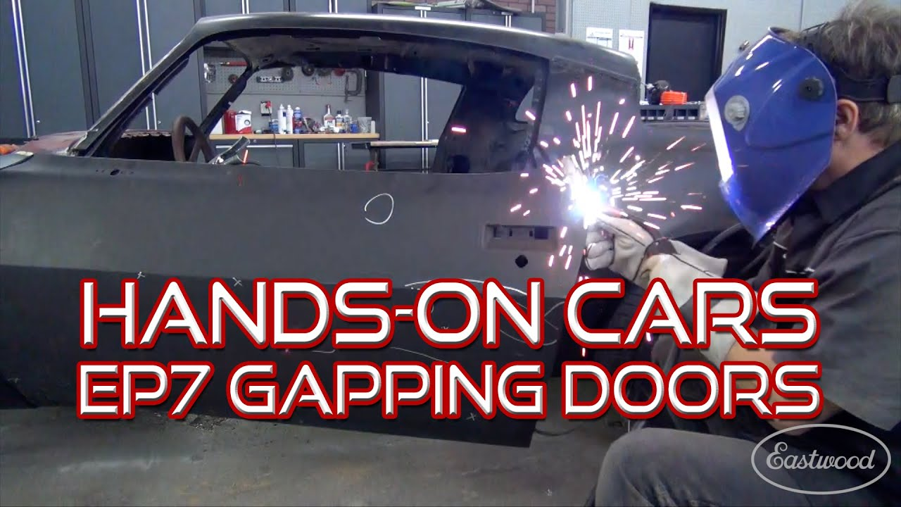 How To Gap Car Doors + SEMA on Hands-On Cars 7 - Web TV Series from Eastwood - YouTube & How To Gap Car Doors + SEMA on Hands-On Cars 7 - Web TV Series from ...