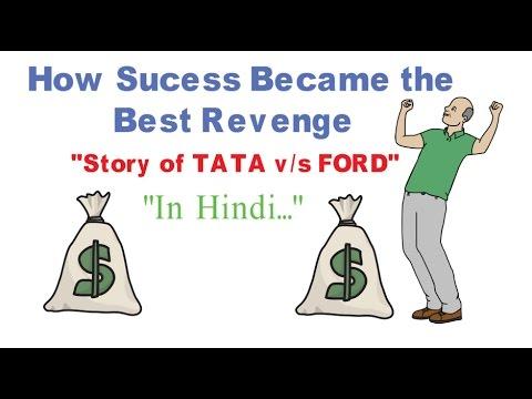 Who owns JAGUAR Land Rover||Success is the Best Revenge||Story of Tata vs Ford ||StoryTeller's box