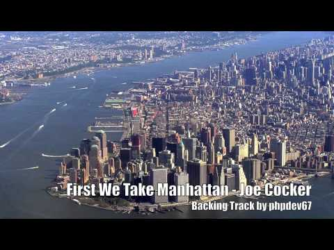 First We Take Manhattan - Joe Cocker [Instrumental Cover by phpdev67]