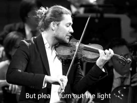 David Garrett - Every Time I Look At You - Il Divo