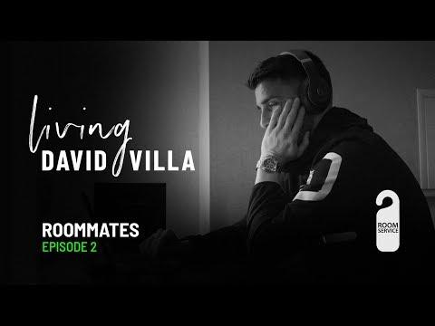 Living David Villa. Episode 2. Roommates