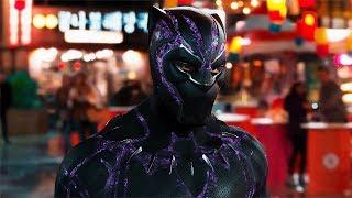 Чёрная Пантера — Русский трейлер (4К, 2018)