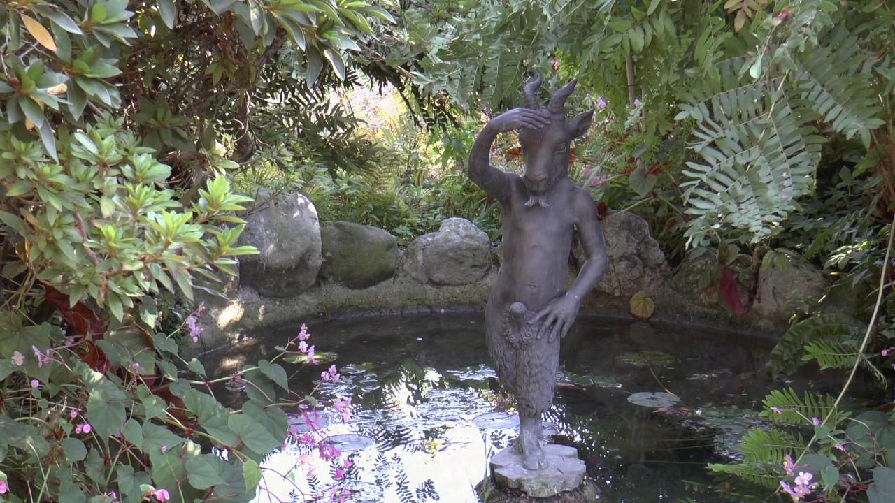 Gardasee Gardone Botanischer Garten Andre Heller Youtube