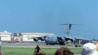 C-17 Combat Landing