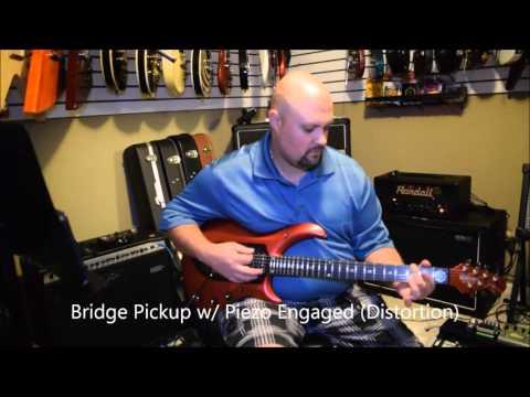 AWESOME GUITAR ALERT!!!  Ernie Ball Musicman John Petrucci Signature Majesty