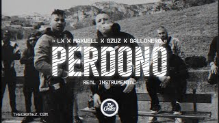 LX & Maxwell feat. Gzuz & Gallo Nero - Perdono Instrumental (prod. by The Cratez & The Royals)