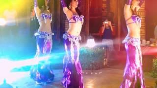 Танец живота (бэллидэнс) восточный танец