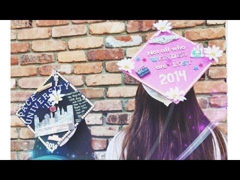 Graduation Cap DIY! - YouTube