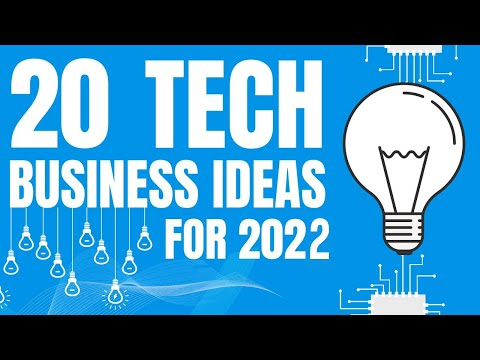 20 Profitable Tech