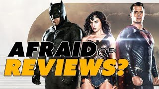 Rotten Tomatoes HIDES Justice League Review Score? - The Know Movie News