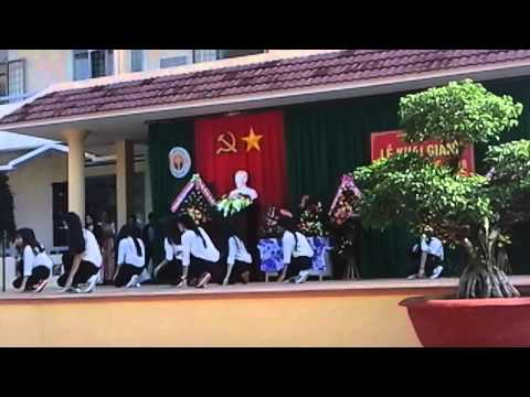 La la la - THPT Nguyễn Trãi (Cưm