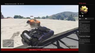 Directo jugando y divertidose con el Gato GTA cap 2