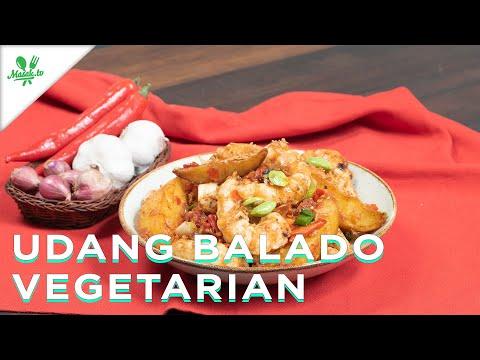 Udang Balado Vegetarian