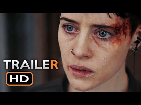 THE GIRL IN THE SPIDER'S WEB Official Trailer 2 (2018) Claire Foy Thriller Movie HD