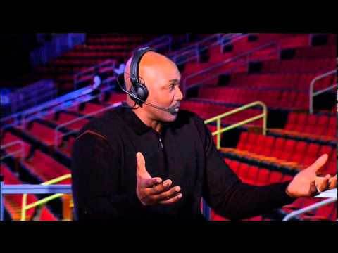 Karl Malone on TNT -- All Star Weekend 2013