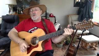 1913 -  The Other Side Of This Life -  Fred Neil vocal & acoustic guitar cover & chords