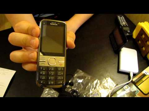 Nokia C5 review and unboxing
