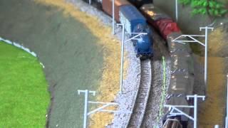 鉄道模型Nゲージ 国鉄貨車運転会