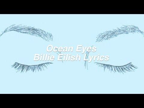 Ocean Eyes || Billie Eilish Lyrics