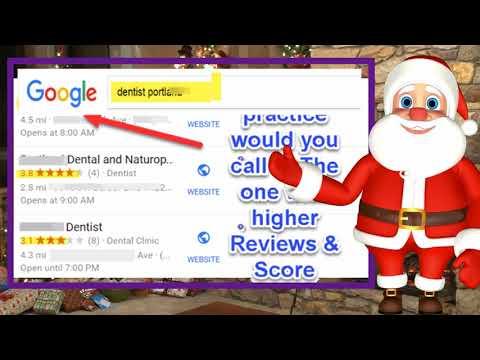 Build your 5 Star Reputation - Santa has an idea!