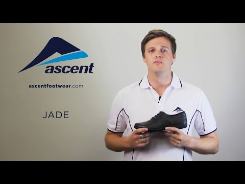 ASCENT SCHOOL SHOE - JADE