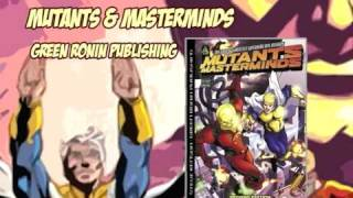 Game Geeks Classics #4 Mutants & Masterminds