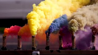 How To Make COLORED Smoke In Hindi For Photography And Effects