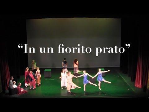 """""""In un fiorito prato"""" from L'Orfeo/Il sogno d'Arianna"""