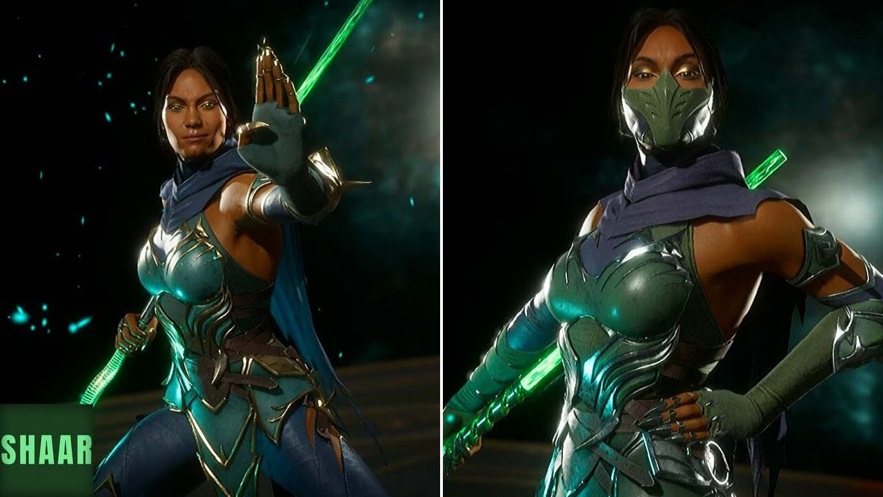 Mortal Kombat 11 Jade S New Jade Born Again Assassin Skins