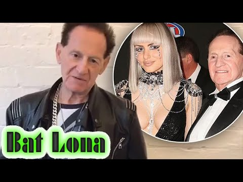 Geoffrey Edelsten, 75, shares video message to Gabi Grecko, 28