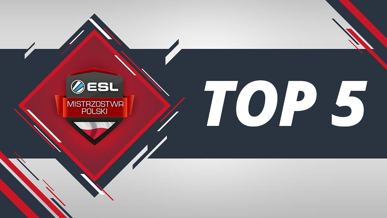 TOP 5 Akcji   EMP LoL Week #1