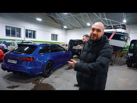 Купили RS6, GT-R и ТАНК... - Ruslar.Biz