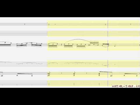 Joe Satriani Tabs - Theme For A Strange World