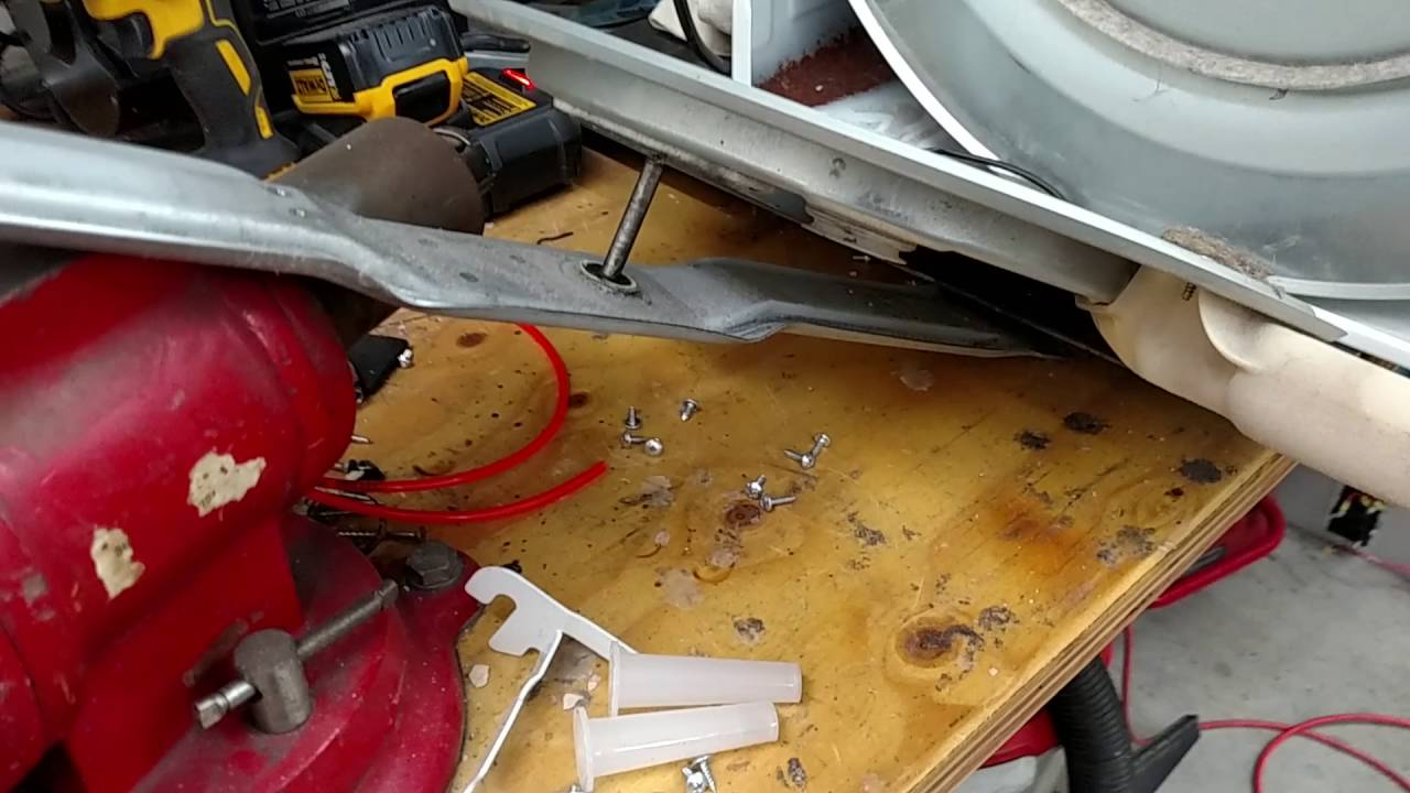 haier hlp140e dryer belt installation tip [ 1280 x 720 Pixel ]