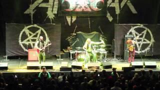 Crobot  - The Legend Of The Spaceborne Killer (live)