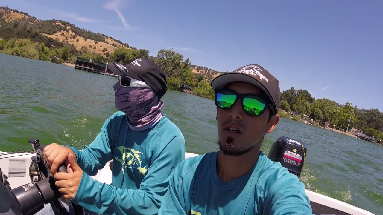Lv 500 bass fishing youtube for One day fishing license ca
